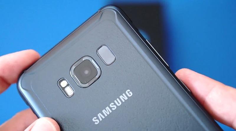 Mặt lưng Samsung Galaxy S8 Active