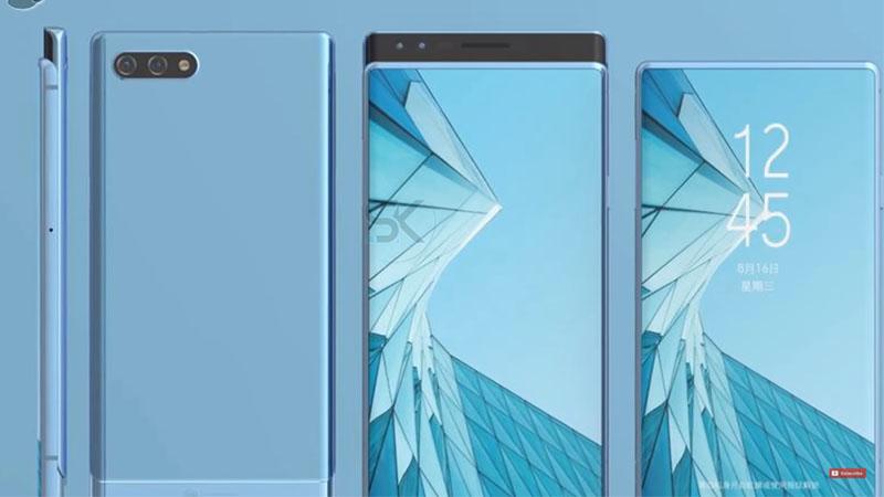 Thiết kế Samsung Galaxy S9
