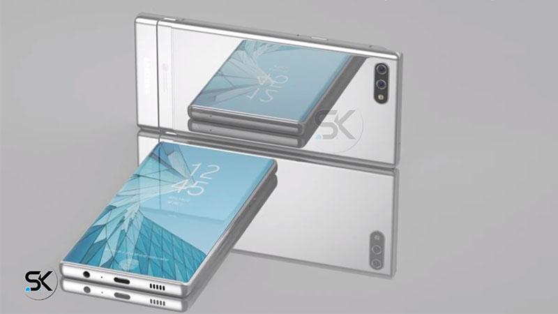 Thiết kế Galaxy S9