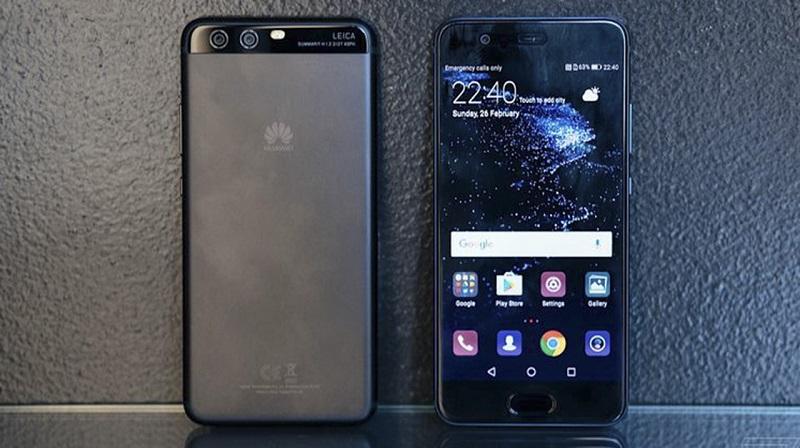 So sánh LG G6 và Huawei P10: Thiết kế P10