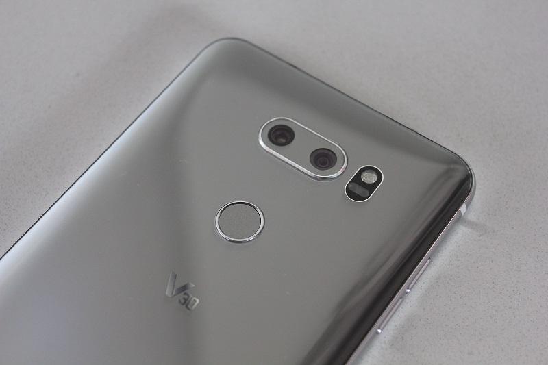 Camera LG V30