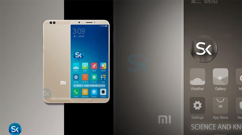 Cấu hình Xiaomi Mi 6C