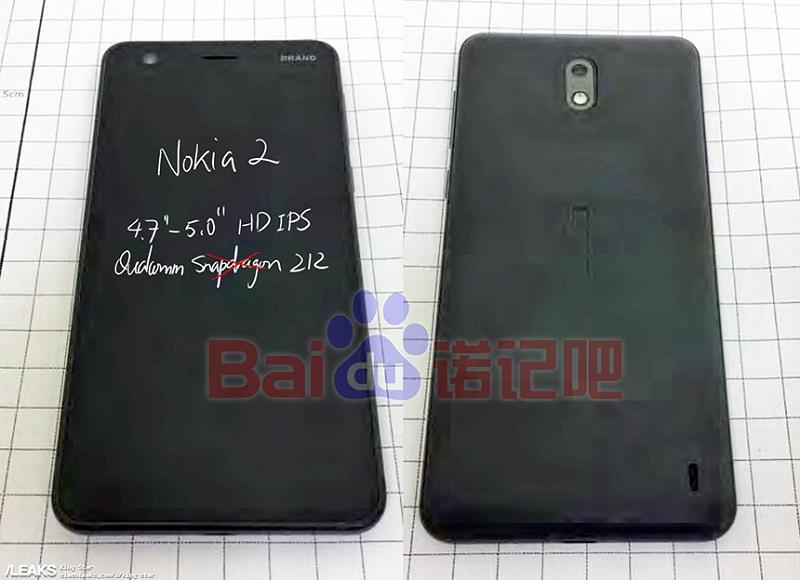 Ảnh thiết kế Nokia 2