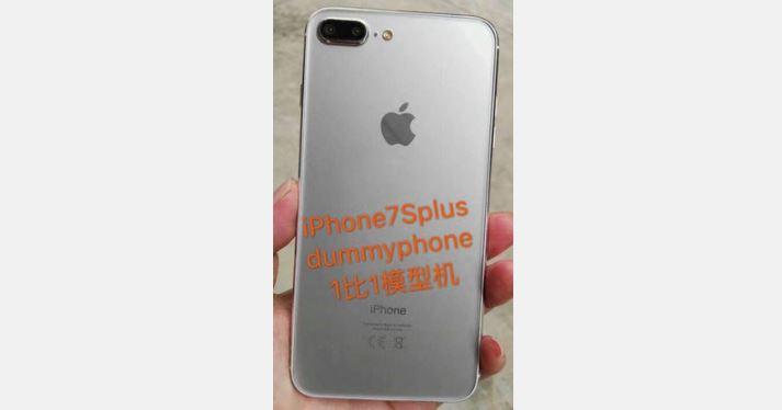 Mặt lưng iPhone 7s Plus