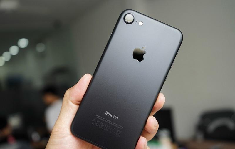 Mua trả góp iPhone 7: Thiết kế của máy