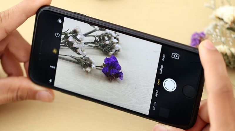 Mua trả góp iPhone 7: Camera
