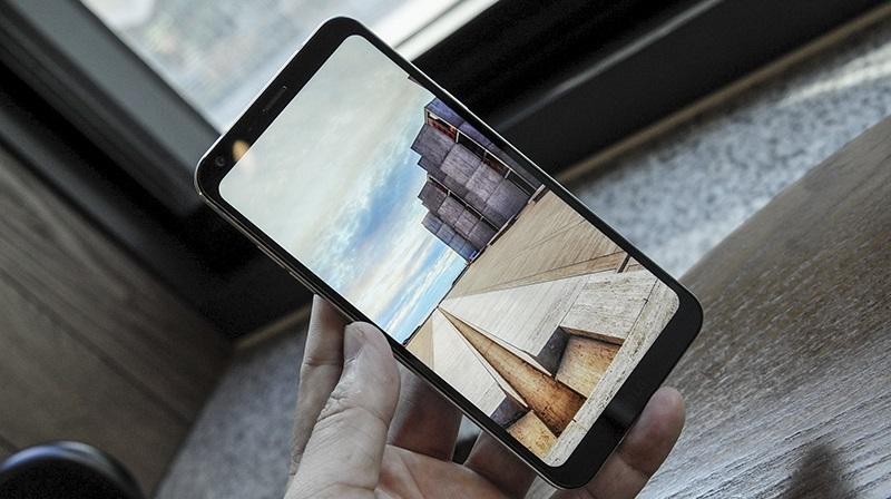 Đập hộp LG Q6: Hình ảnh đẹp sắc nét
