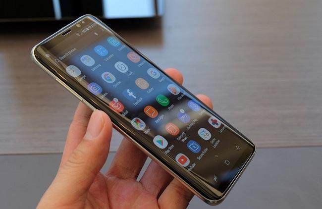 Màn hình Samsung Galaxy S8 2 SIM