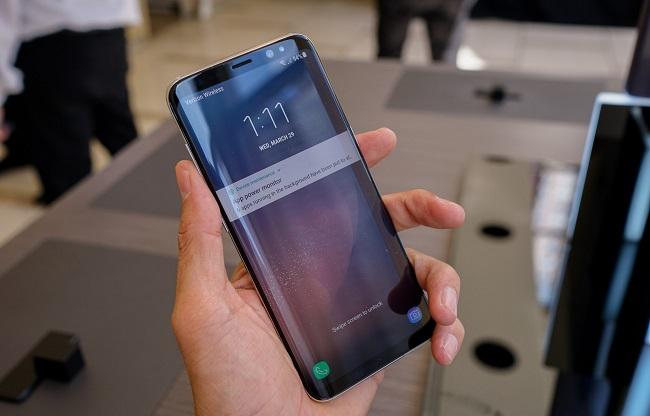 Samsung Galaxy S8 2 SIM
