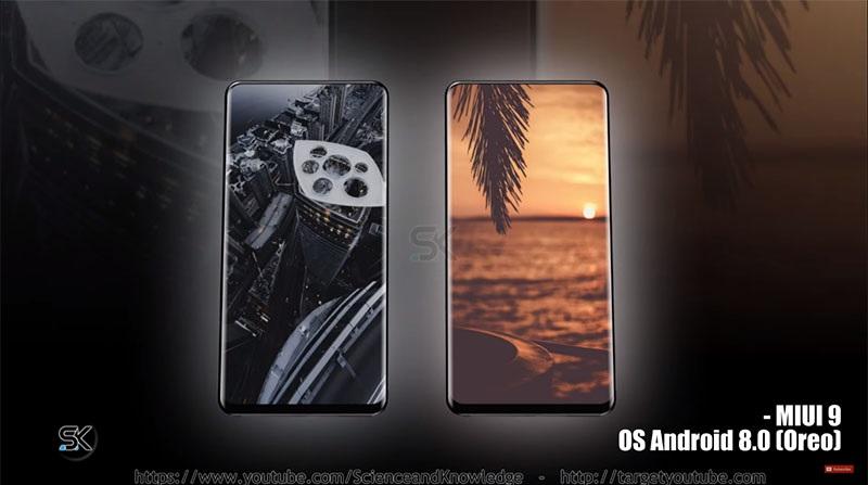 Cấu hình Xiaomi Mi Mix 2