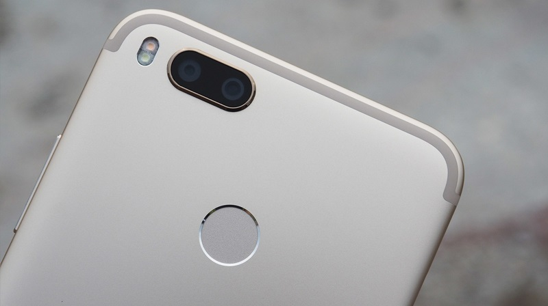 Ảnh Xiaomi Mi A1: Camera