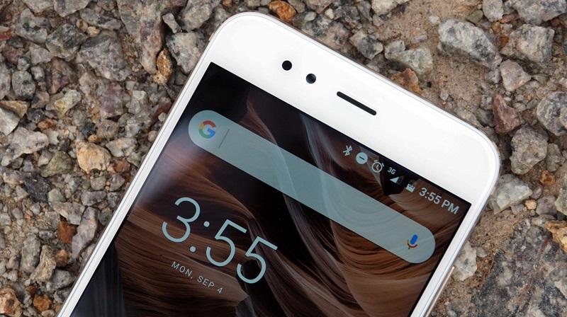 Ảnh Xiaomi Mi A1: Màn hình