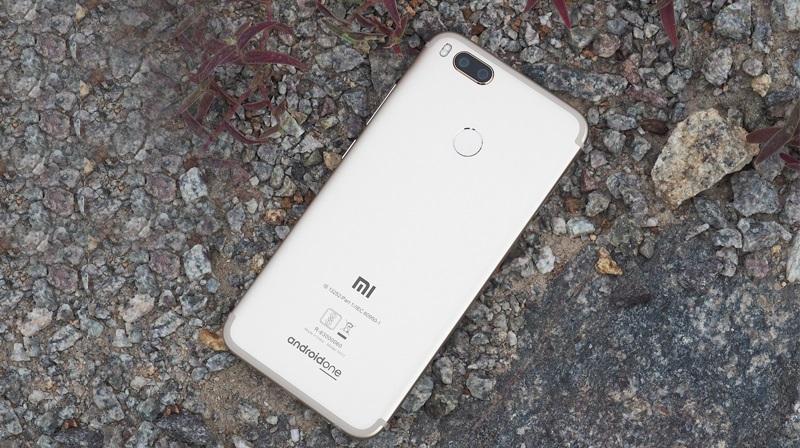 Ảnh Xiaomi Mi A1: Tổng thể thiết kế