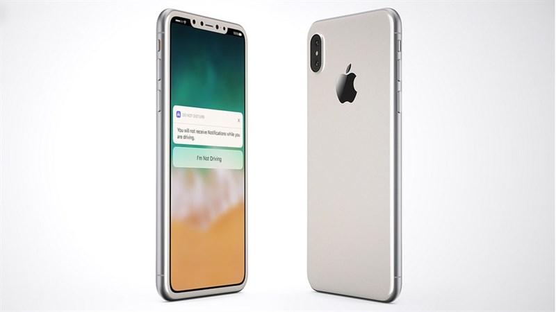 Cấu hình iPhone 8
