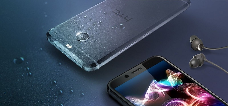 HTC 10 Evo hỗ trợ chống nước IP57
