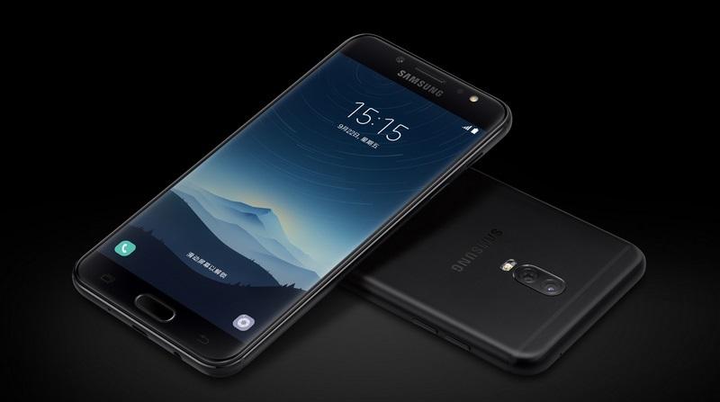 Thiết kế Samsung Galaxy C8