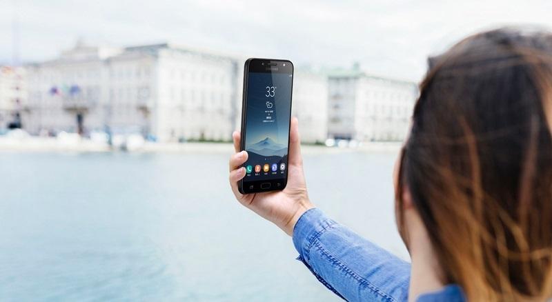 thông số kỹ thuật Samsung Galaxy C8