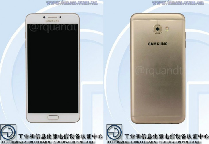 Samsung Galaxy C7 Pro được TENAA chứng nhận