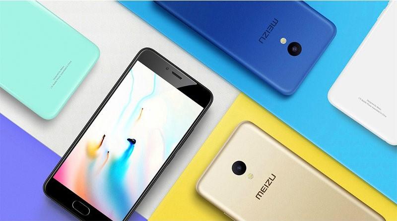 Meizu M5 có giá từ 105 USD.
