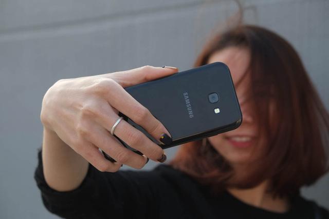 Camera là một yếu tố được nâng cấp mạnh mẽ trên dòng sản phẩm mới