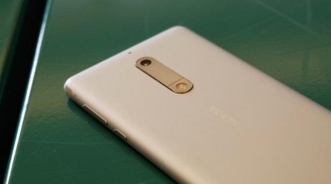 Thiết kế Nokia 5 2