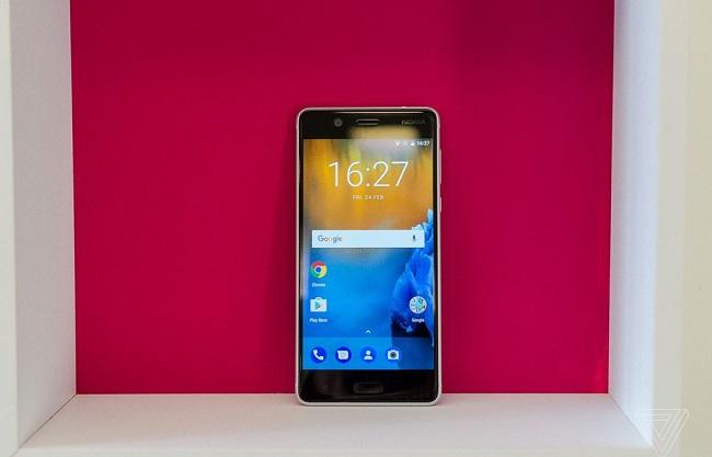 Nokia 5 thiết kế cấu hình nổi trội
