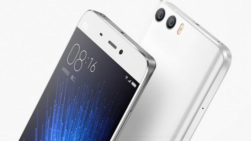 Xiaomi Mi 6 sẽ được trang bị camera kép