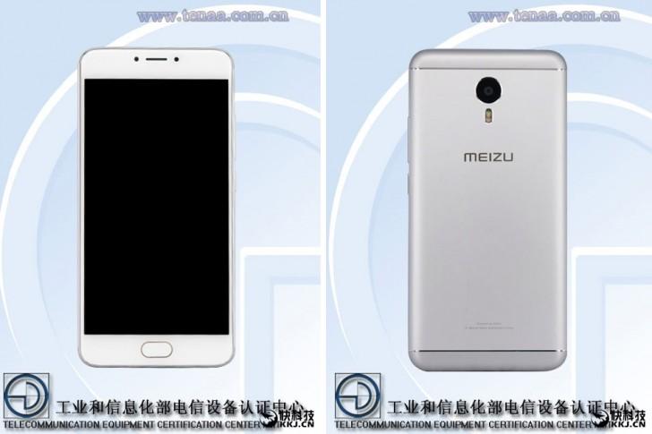 Meizu Blue Charm Metal 2 dùng chip Helio P10 sắp ra mắt