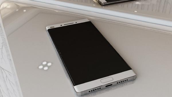Ảnh được cho là Xiaomi Mi Note 2