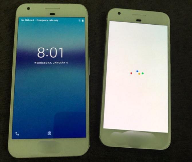 Google Pixel và Pixel XL sẽ trình làng 2