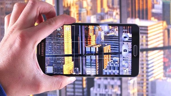 Camera của Samsung Note 3 cũ cho xuất xưởng những hình ảnh đẹp mắt