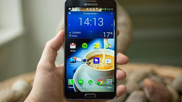 Viên pin ổn định của Samsung Galaxy Note 3 cũ