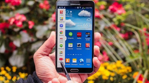 Samsung Galaxy Note 3 cũ là chiếc smartphone màn hình lớn đẳng cấp