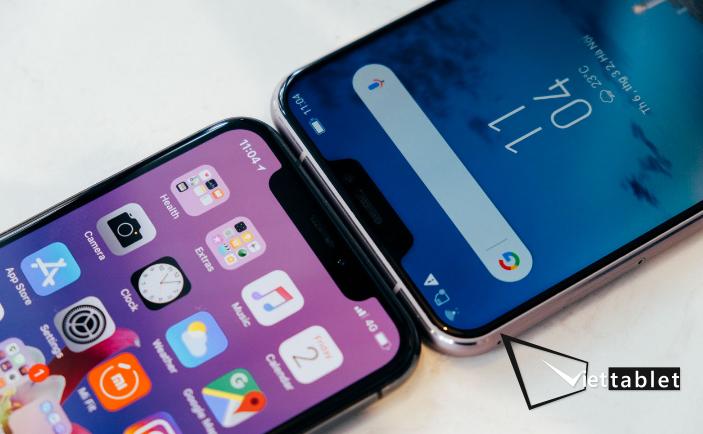 Mua Asus Zenfone 5 phiên bản 2018 chính hãng tại Viettablet