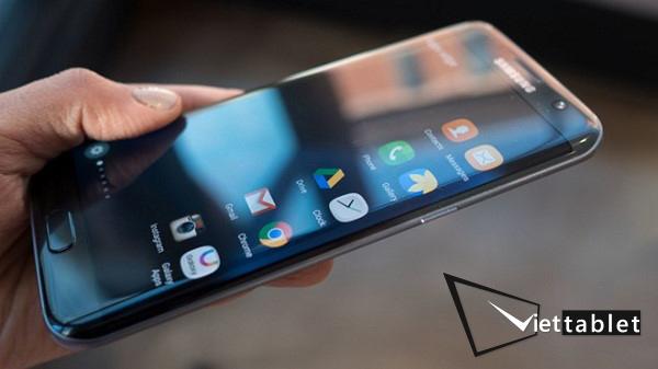 Nguyên nhân Samsung Galaxy S7 Plus bị sọc màn hình