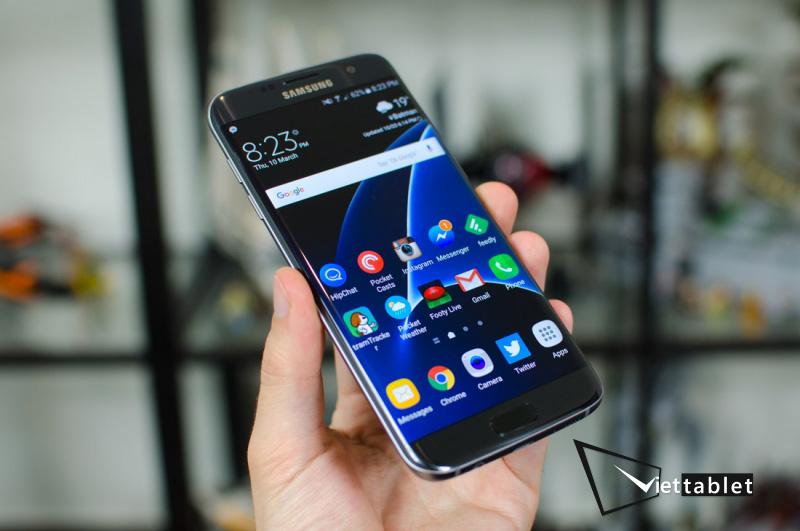Cập nhật Android 8 cho máy Samsung galaxy s7