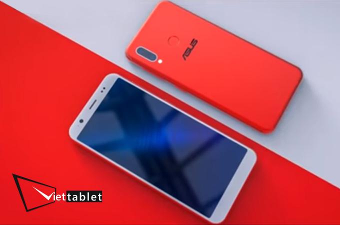 Asus Zenfone 5 lite với thiết kế ấn tượng