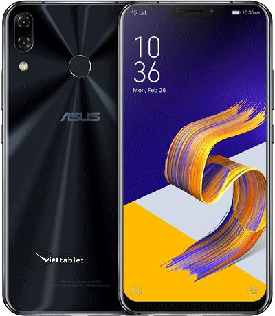 Asus Zenfone 5 được trang bị camera kép ở mặt lưng