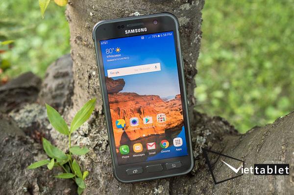 Nút Home và nút đa nhiệm trên Samsung Galaxy S7 Active không hoạt động