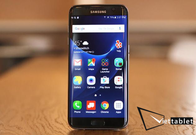 Sửa lỗi cho máy Samsung Galaxy S7 plus bị yếu sóng