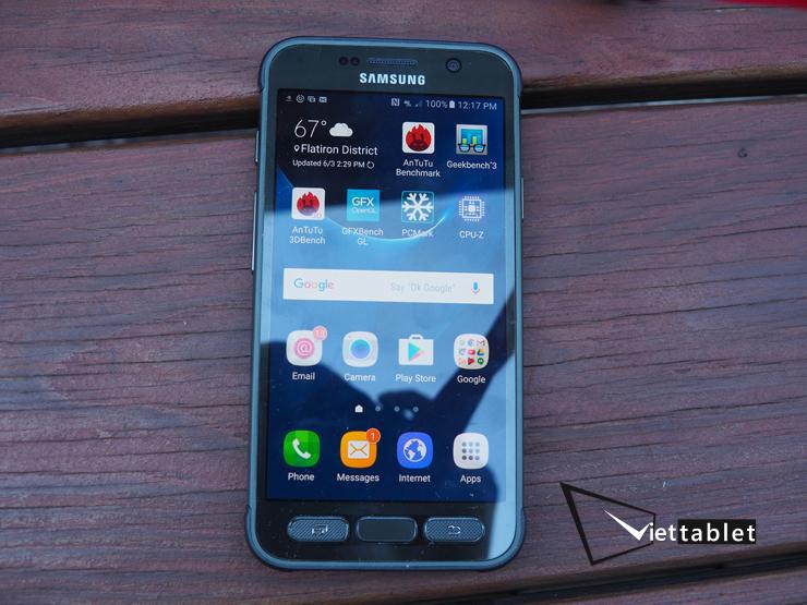 Samsung Galaxy S7 Active không sạc được pin