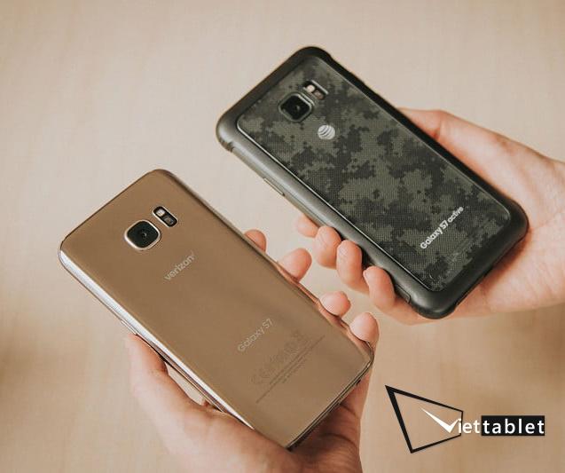 Samsung Galaxy S7 Active  nồi đồng cối đá