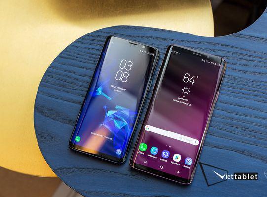 Samsung Galaxy S9 – Người kế nhiệm xuất sắc của Galaxy S8