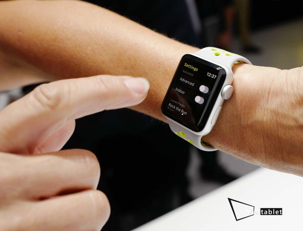Thay pin cho Apple Watch ở đâu tốt?