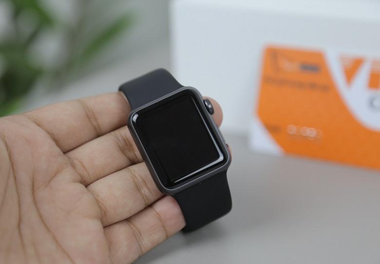 phân biệt Apple Watch cũ mới