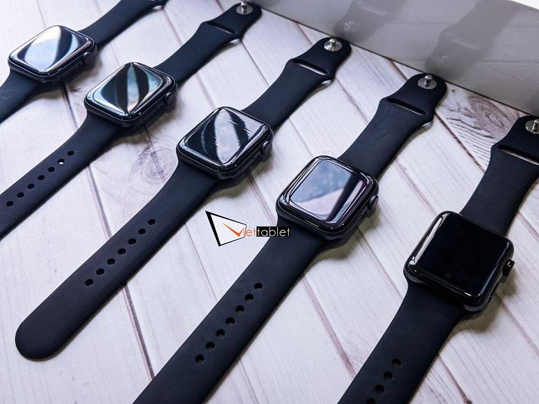 Apple Watch Series 4 (40 mm) bản thép cũ