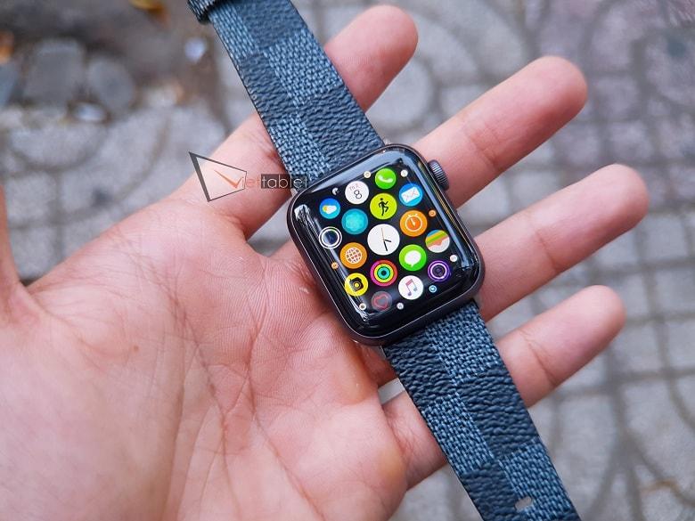 cấu hình Apple Watch Series 4 (44mm) Mới Chưa Active