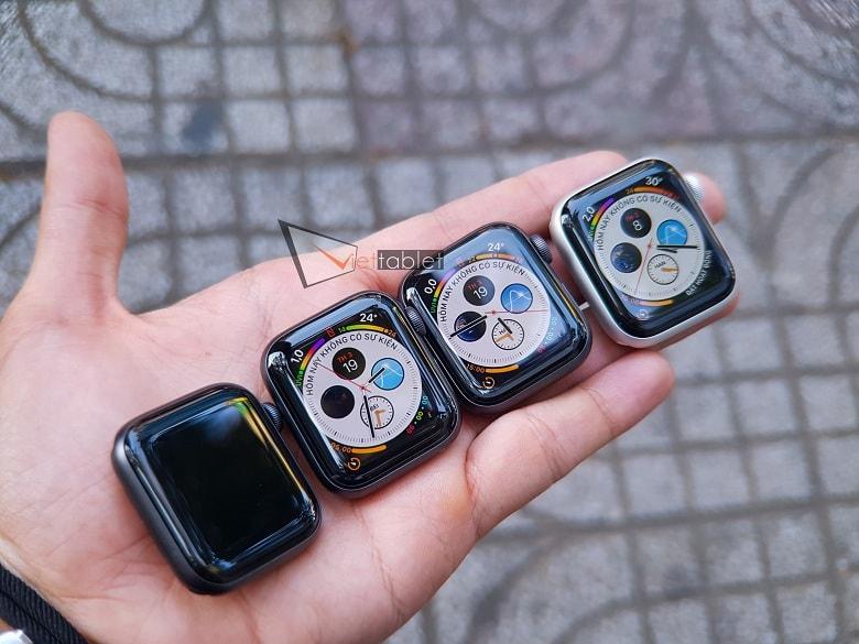 màn hình Apple Watch Series 4 (44mm) Mới Chưa Active