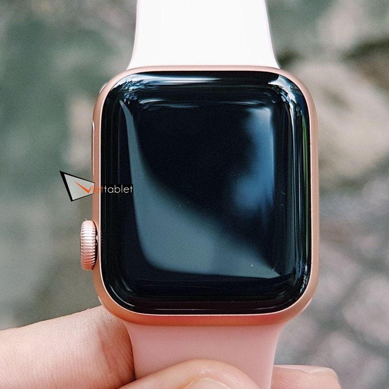 mặt trước Apple Watch Series 4 (44mm) Chưa Active