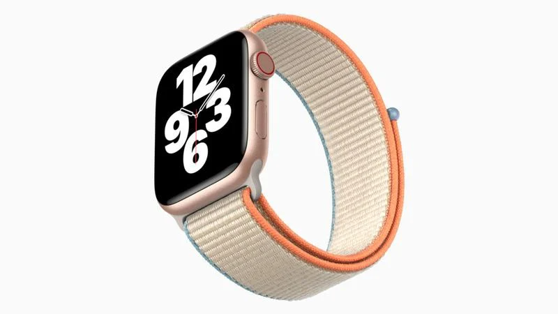 khung nhốm apple watch se 2020
